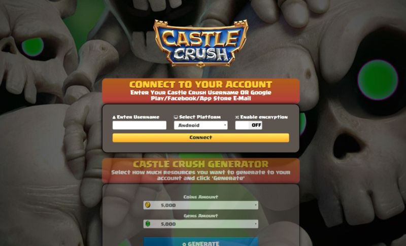 Castle Crush hack 2019