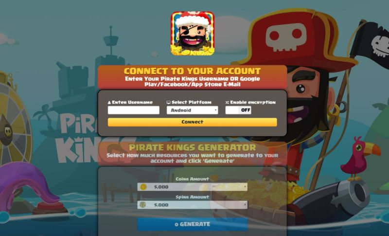 Pirate Kings hack 2019