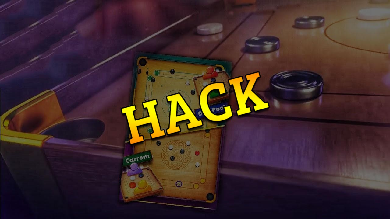 Disc Pool Carrom hack tool 2019
