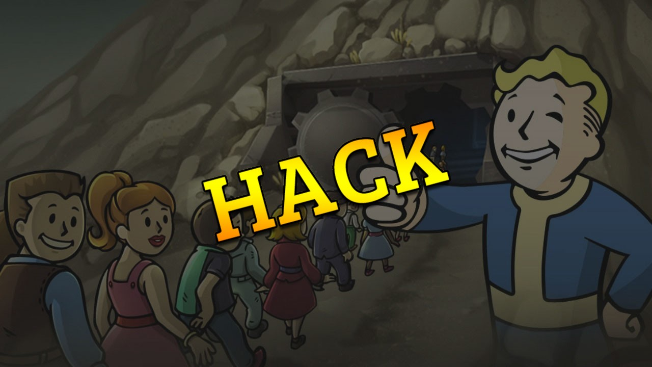 Fallout Shelter hack tool 2019