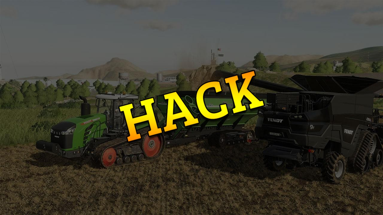 Farming Simulator 19 hack tool 2019