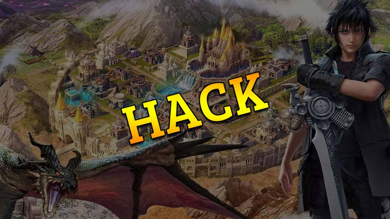 Final Fantasy XV: A New Empire hack tool 2019