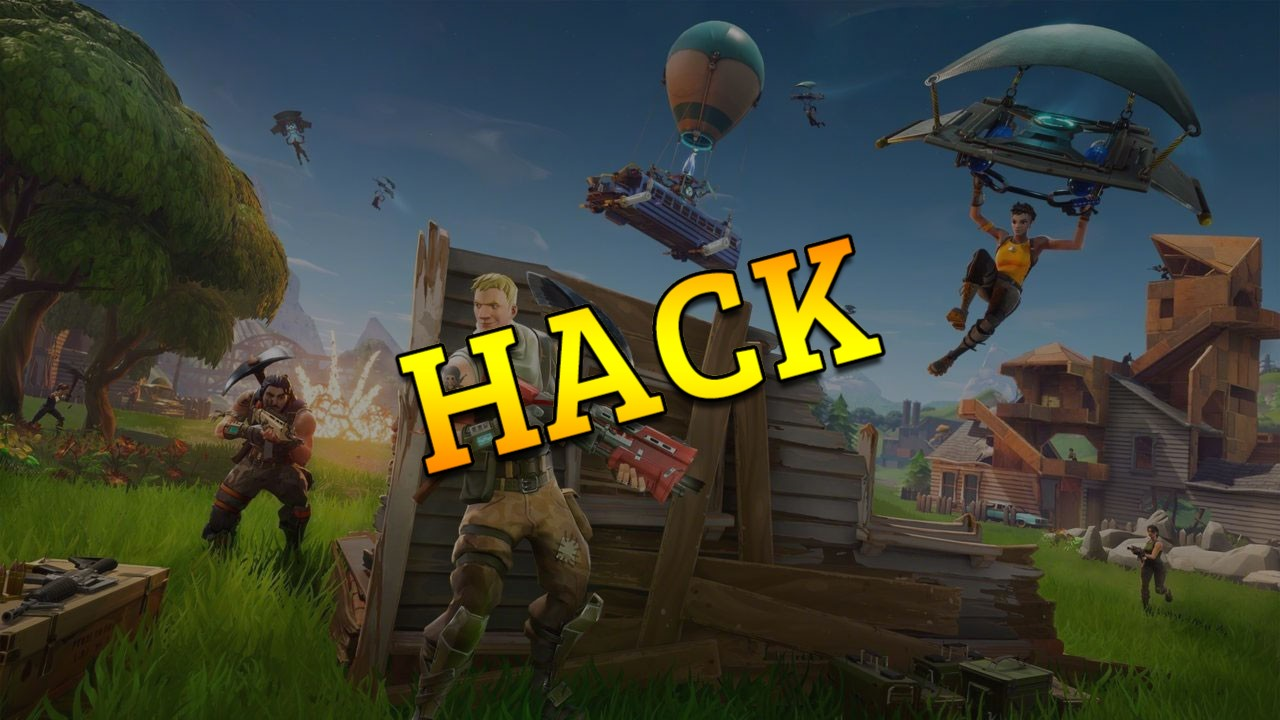 Fortnite hack tool 2019