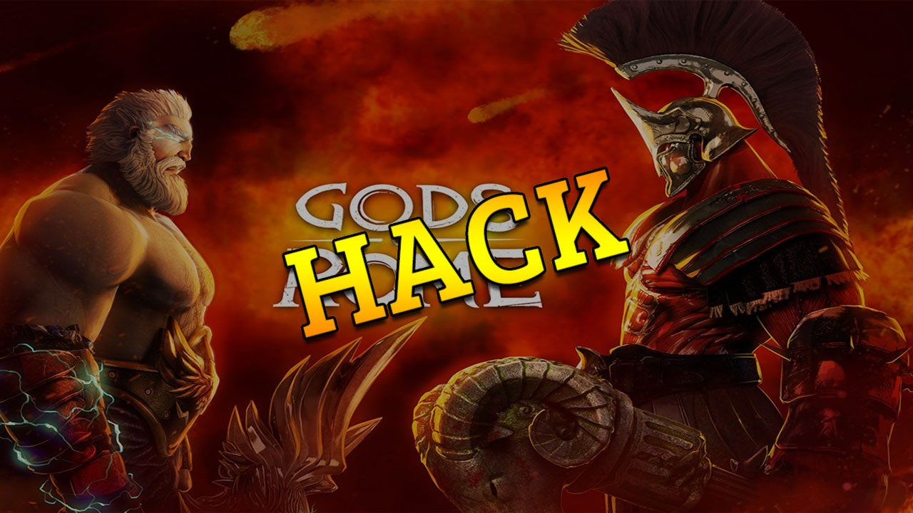 Gods Of Rome hack tool 2019