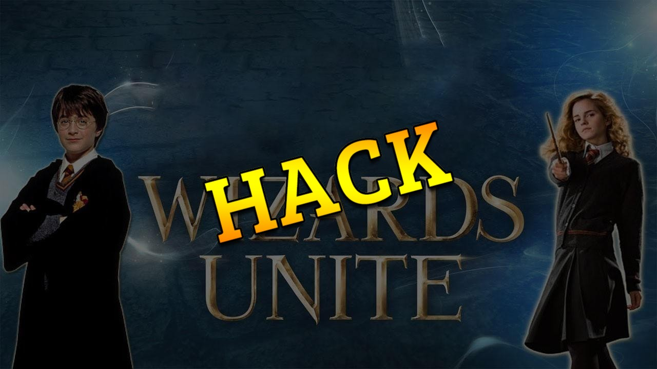 Harry Potter: Wizards Unite hack tool 2019