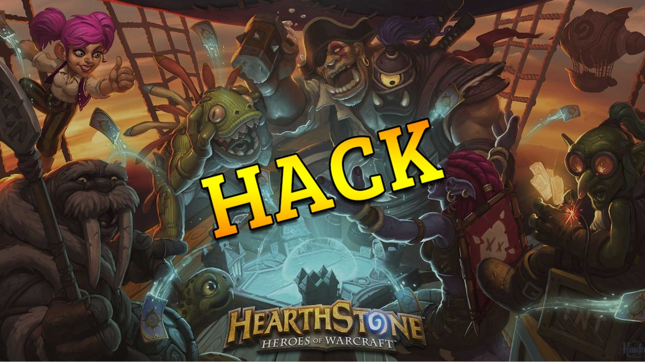 Hearthstone Heroes of Warcraft hack tool 2019