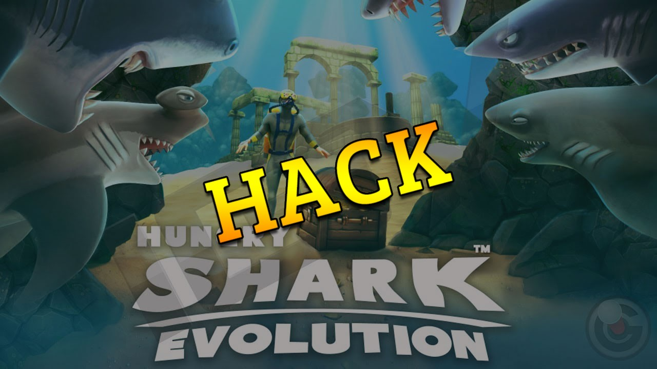 Hungry Shark Evolution hack tool 2019