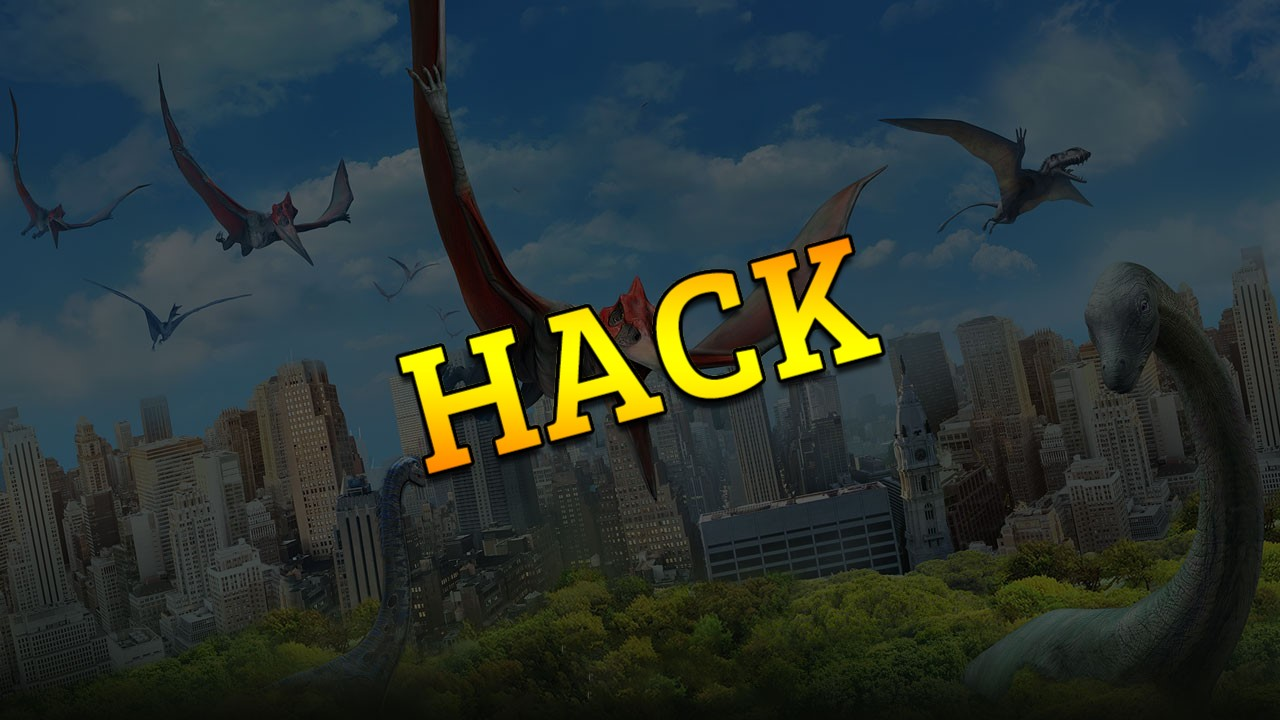 Jurassic World Alive hack tool 2019