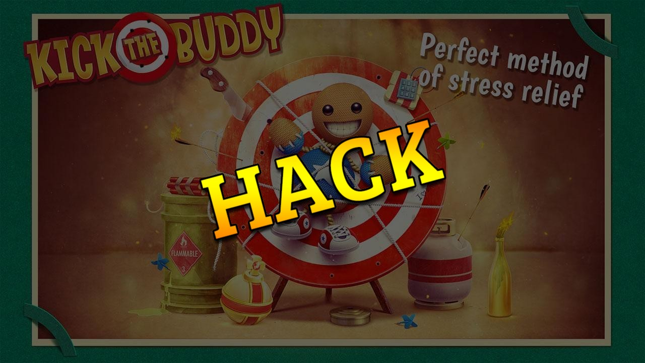 Kick The Buddy hack tool 2019