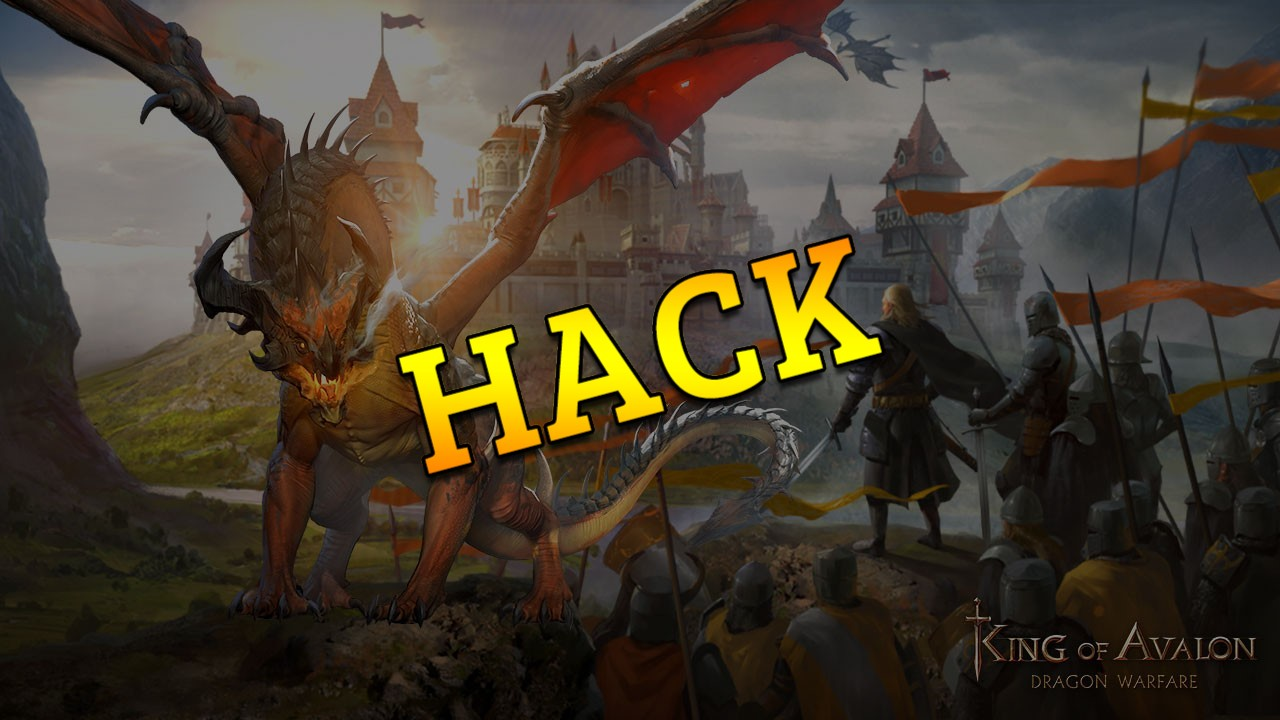 King Of Avalon hack tool 2019