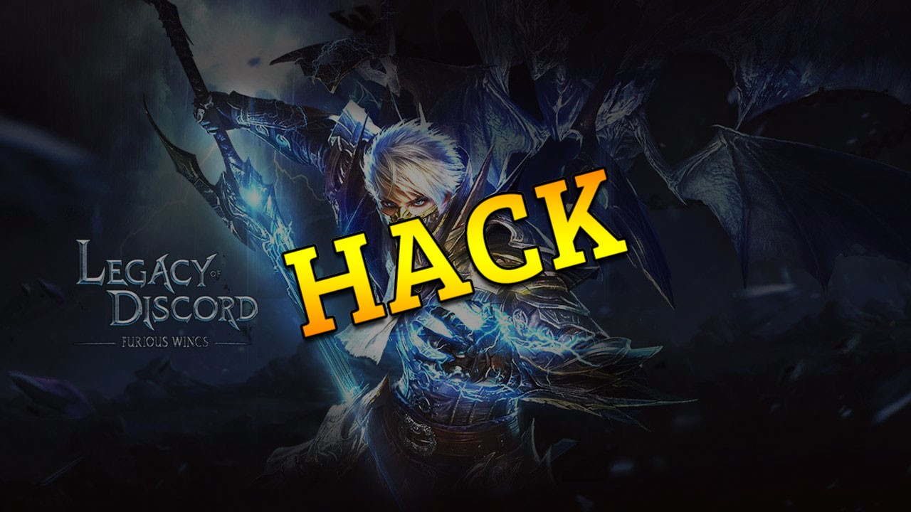 Legacy of Discord hack tool 2019