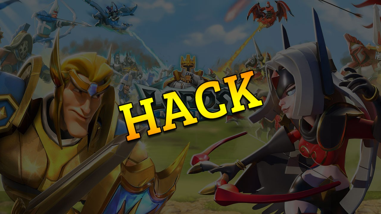 Lords Mobile hack tool 2019