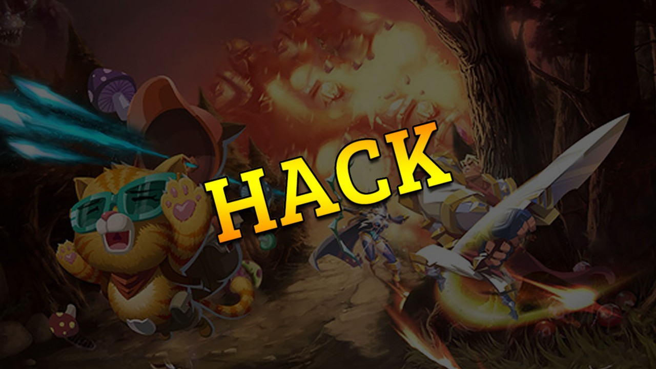Magic Rush Heroes hack tool 2019