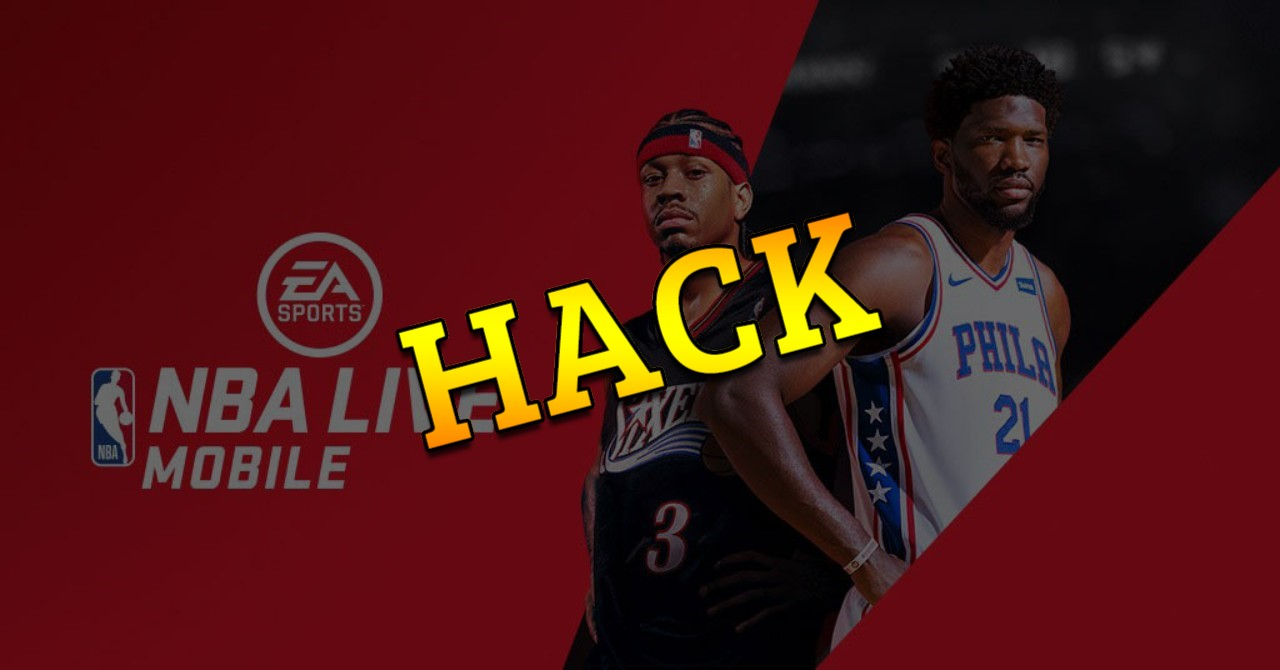 NBA Live Mobile hack tool 2019