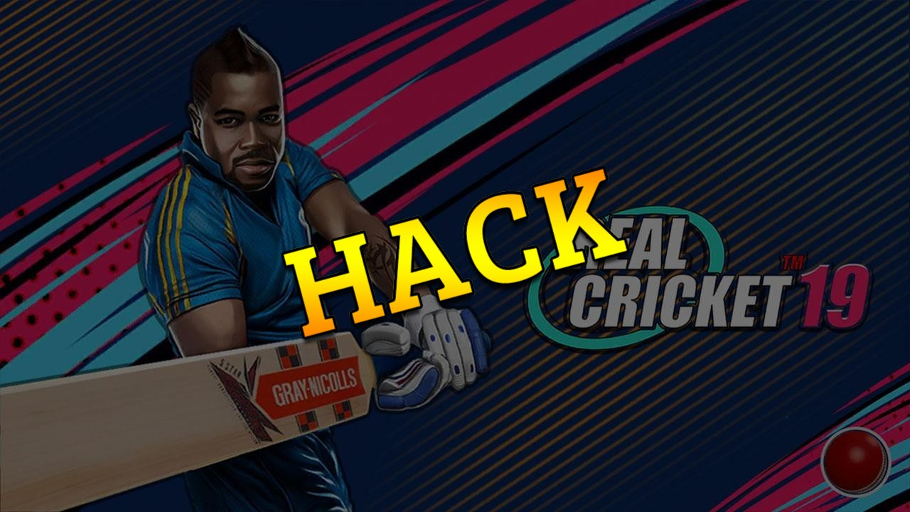 Real Cricket 19 hack tool 2019