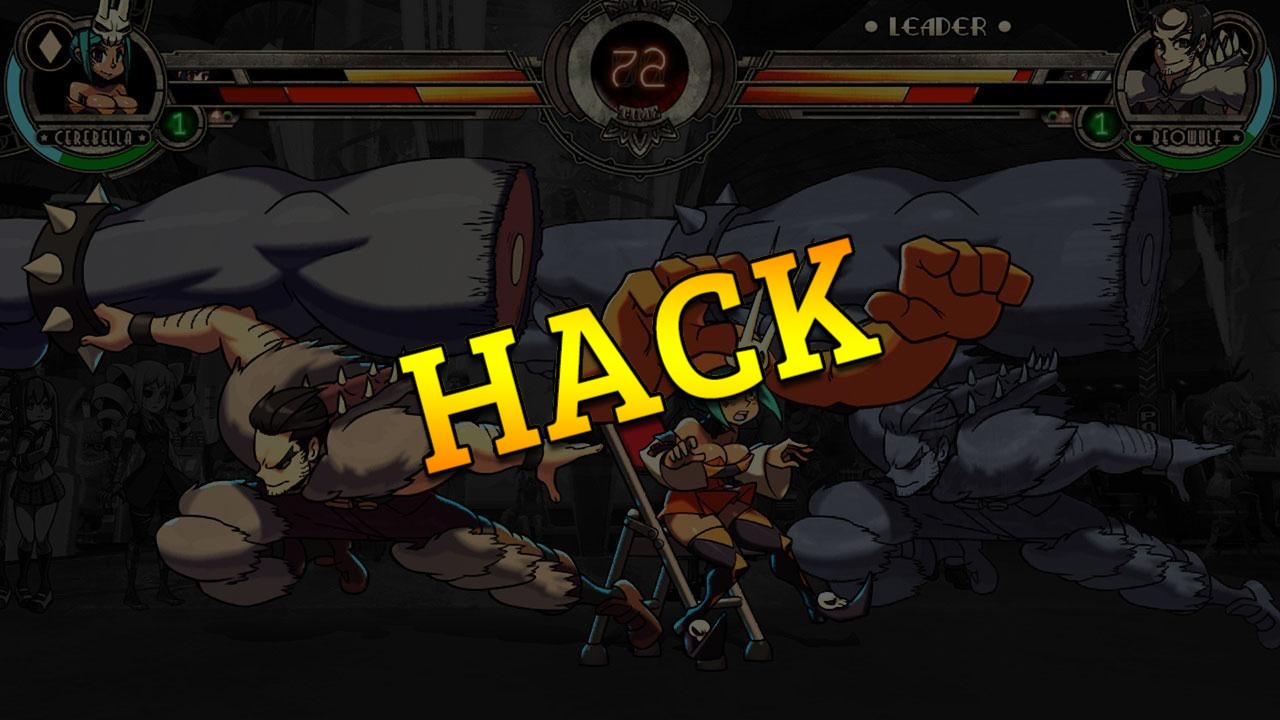 Skullgirls hack tool 2019