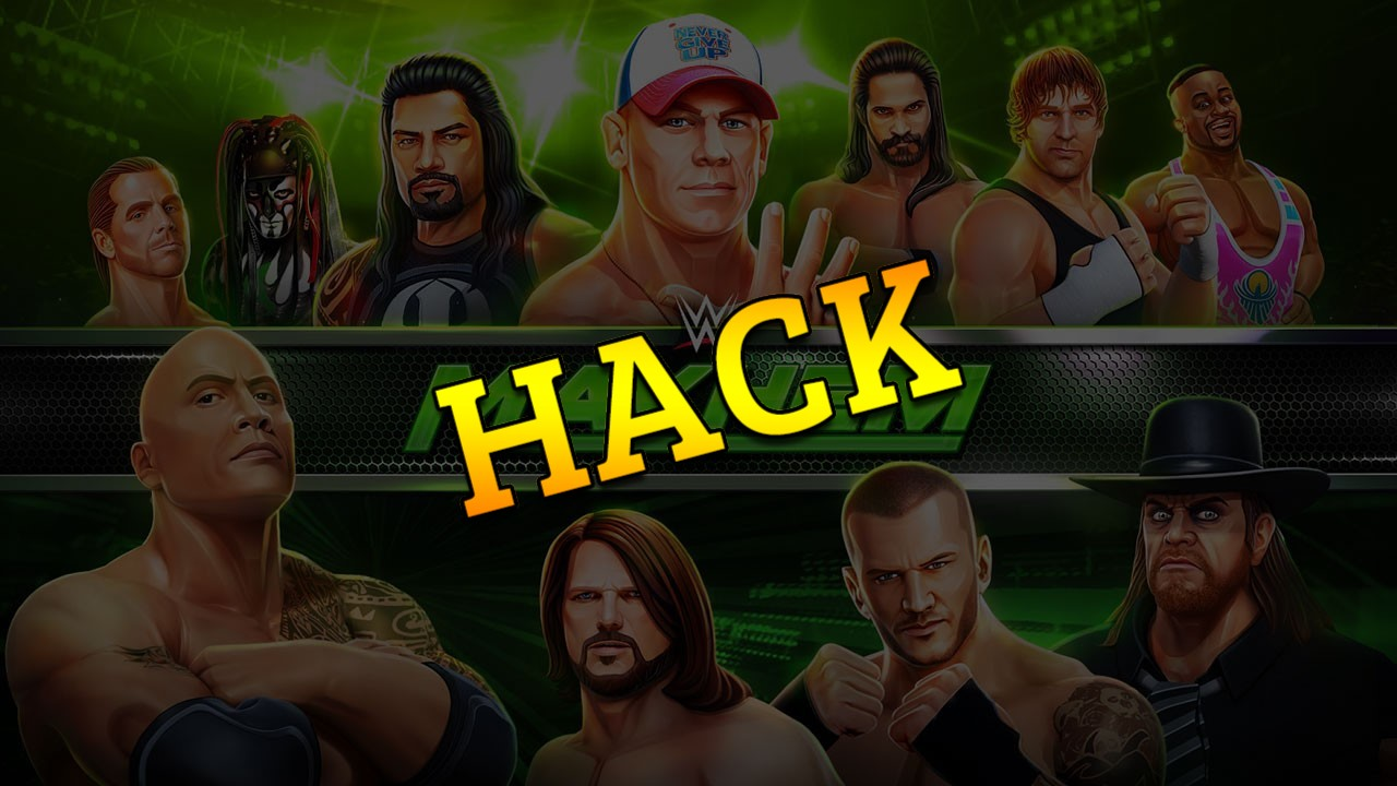 WWE Mayhem hack tool 2019